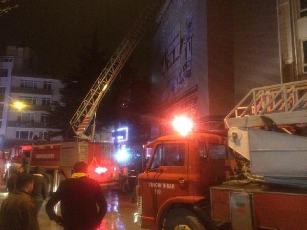 AVM'de 2 kişinin öldüğü yangında skandal ayrıntı