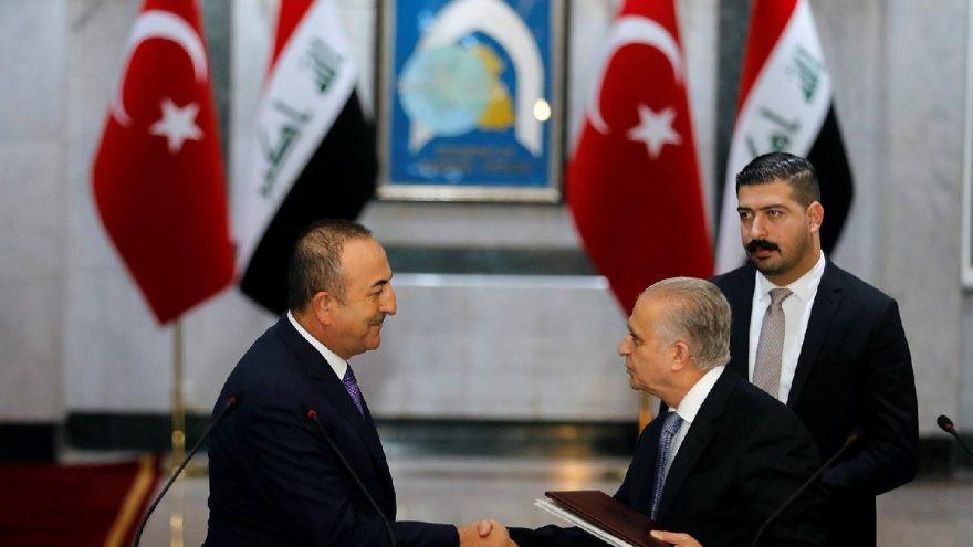 Çavuşoğlu: ''Irak yalnız değildir''