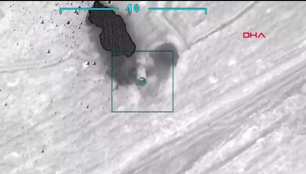 Azerbaycan ordusu, Ermenistan güçlerini böyle vurdu!