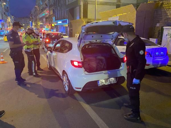 İstanbul'da 17'inci Yeditepe Huzur denetimleri yapıldı