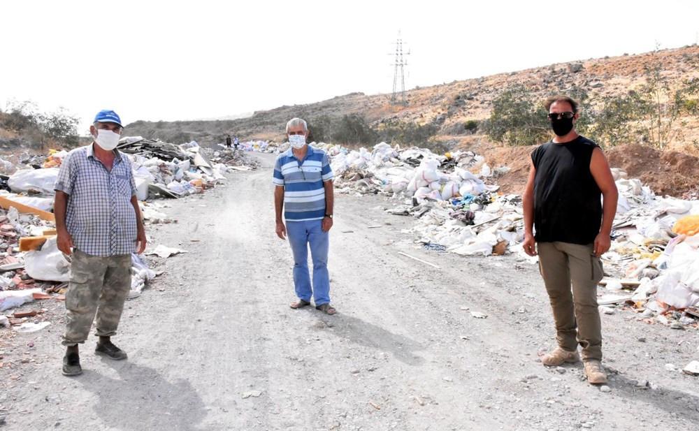 İzmir'de çevre katliamı!