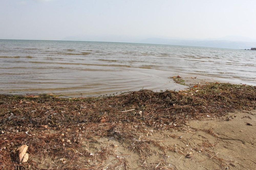 Eğirdir Gölü kuruyor! 16 metreden 4 metreye düştü
