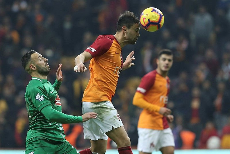 Galatasaray'da 4 ayrılık birden!