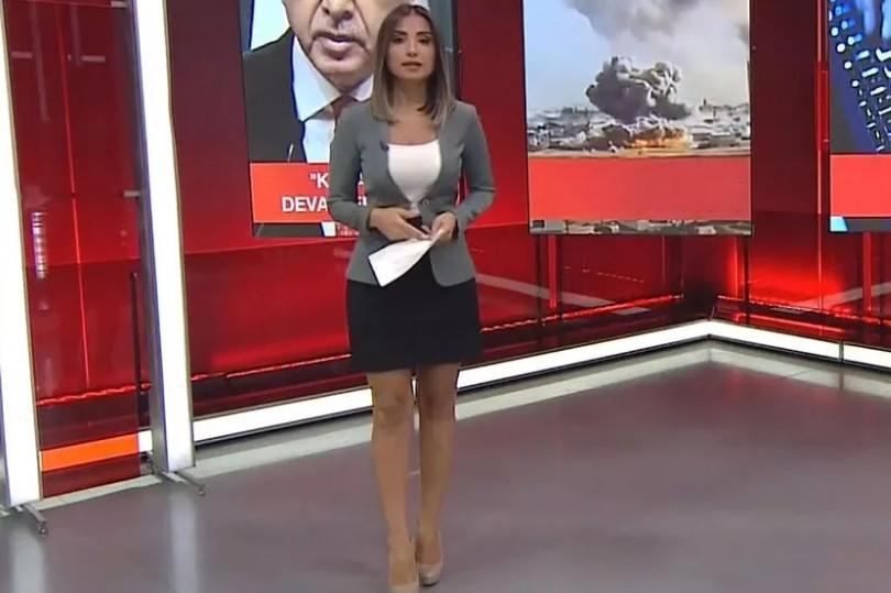 CNN Türk'ün güzel sunucusu da koronavirüse yakalandı