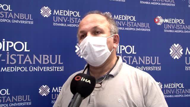 Bilim Kurulu Üyesi Prof. Dr. Recep Öztürk'ten kötü haber