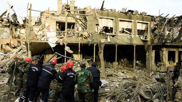 Ermenistan ateşkesi deldi! Çok sayıda ölü ve yaralı var