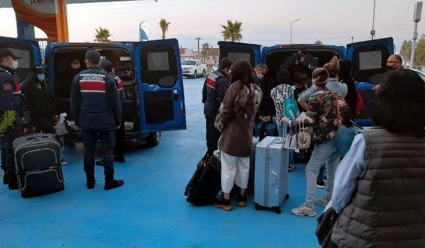 Otellere fuhuş baskını: 36 kişi gözaltına alındı