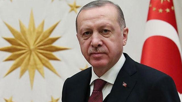 Cumhurbaşkanı Erdoğan'dan Bulut için başsağlığı mesajı