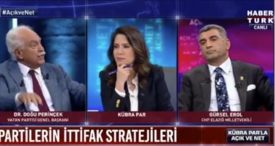 Doğu Perinçek'ten bebek katili Öcalan hakkında olay iddia!