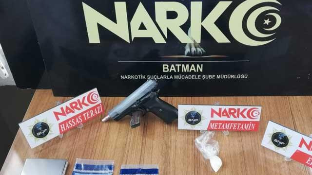Batman'da dev uyuşturucu operasyonu