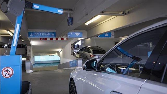 Havalimanında sürücüsüz otopark dönemi başlayacak