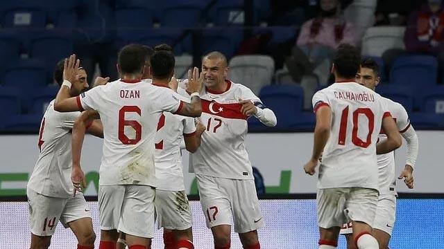 TFF'den Türkiye-Sırbistan maçıyla ilgili açıklama