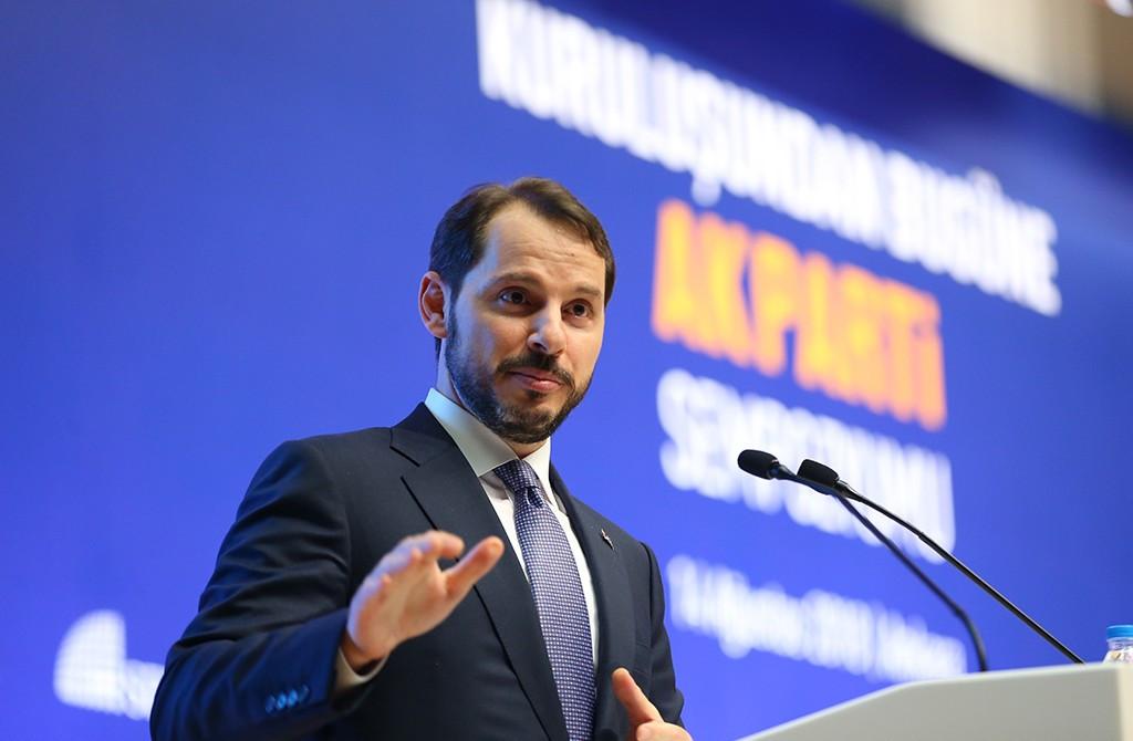 Bakan Albayrak: ''Yeni bir döneme giriyoruz''