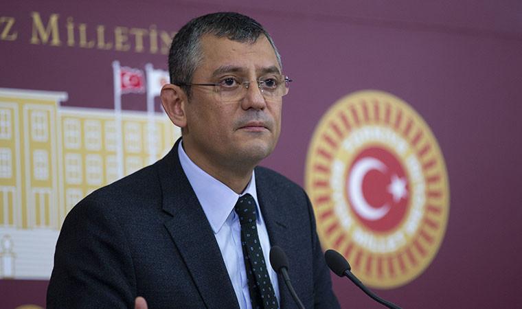CHP'li Özgür Özel: ''Bu adalet celladını...''