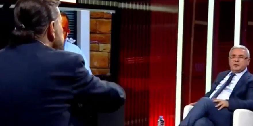 Hakan Bayrakçı ile Mehmet Metiner canlı yayında kapıştı