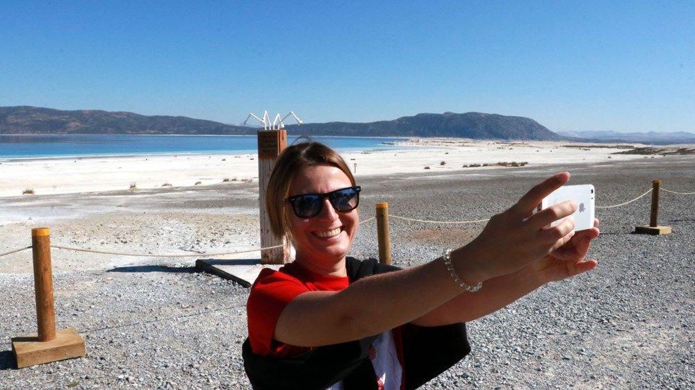 Salda Gölü'nün Beyaz Adalar kısmı ziyarete kapatıldı - Resim: 2