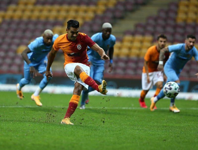 Galatasaray'da Falcao için sürpriz gelişme