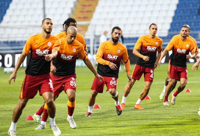 Fatih Terim Beşiktaş'ın yıldızını istiyor