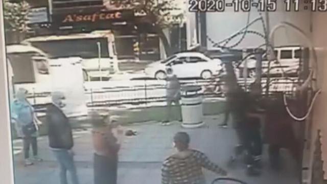 İğne olmaya gelip sağlık merkezine saldırdılar