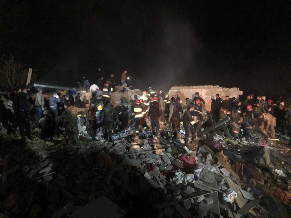 ''Ermenistan sivillerden intikam alıyor''