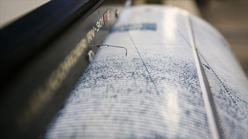 Gökçeada açıklarında korkutan deprem