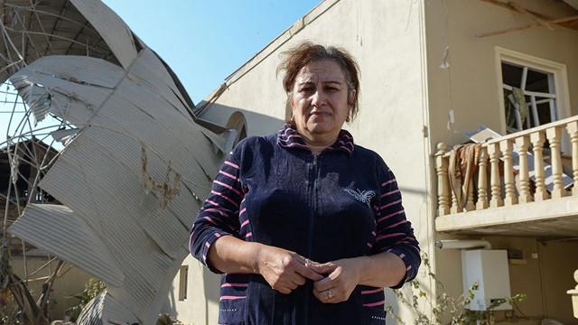 Ermenistan'ın hain saldırısı sonrası Gence'de halk yaralarını sarıyor