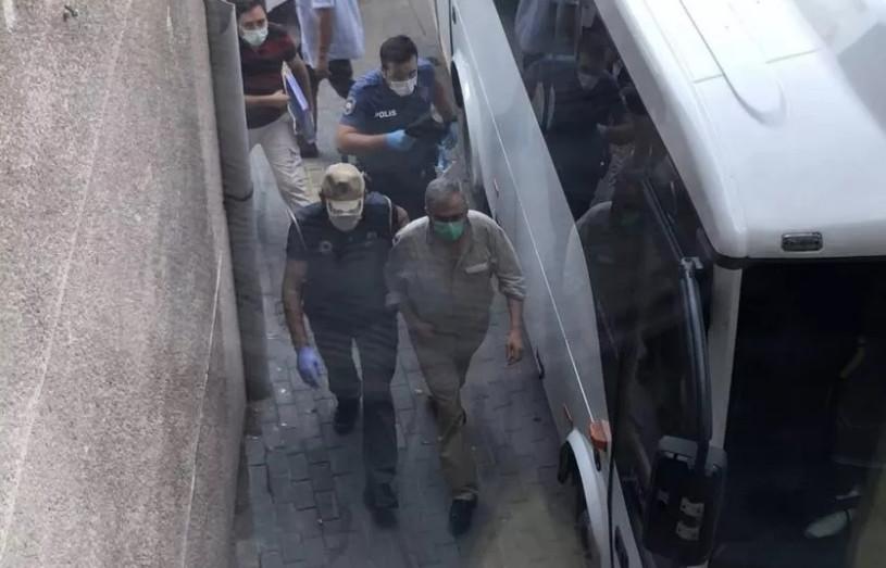 Kobani eylemleri içn 20 kişiye tutuklama talevi