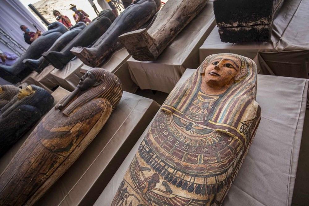 Binlerce yıllık, açılmamış lahitler bulundu! - Resim: 1
