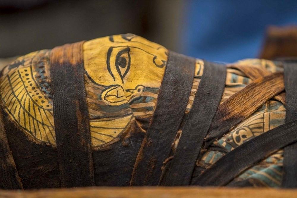 Binlerce yıllık, açılmamış lahitler bulundu! - Resim: 3