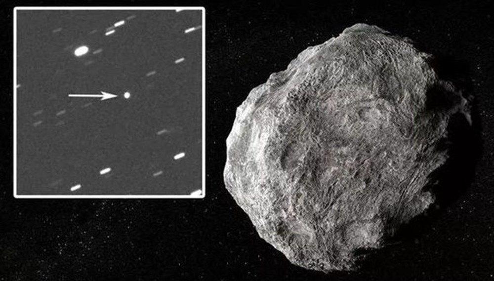 Ünlü astrofizikçi tarih verip uyardı: Dünya'ya göktaşı çarpabilir - Resim: 1