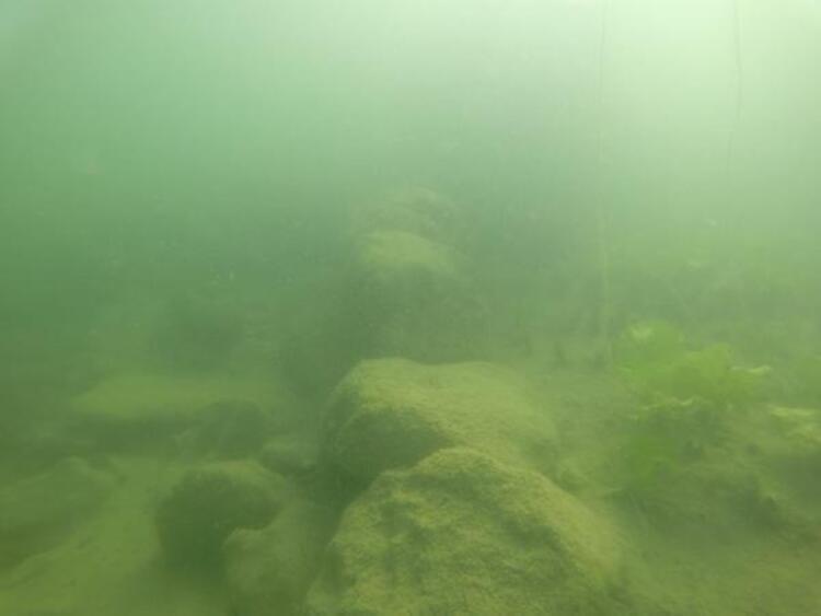 Ordu'da gölün dibinde kilise kalıntıları bulundu - Resim: 1
