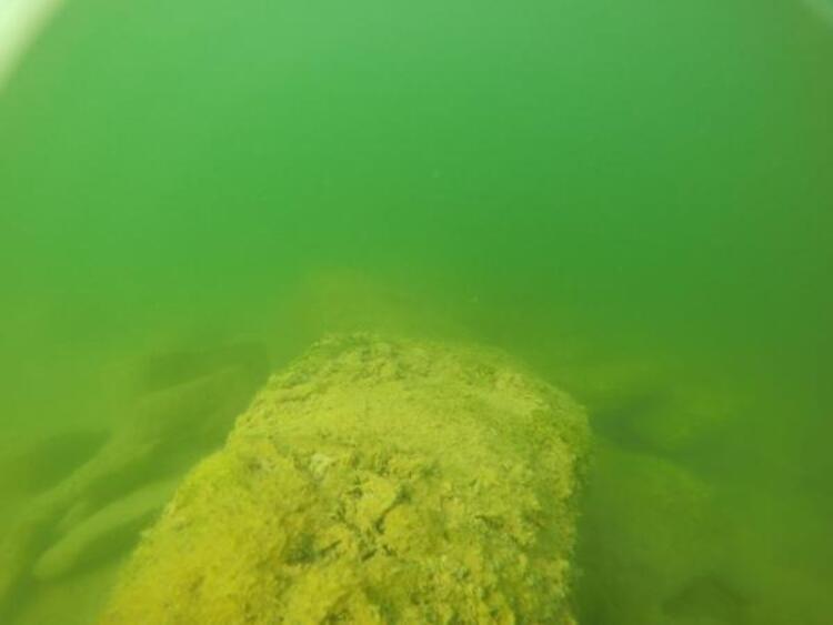 Ordu'da gölün dibinde kilise kalıntıları bulundu - Resim: 4