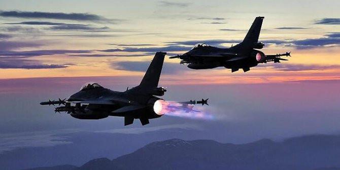 Irak'ın kuzeyinde 6 terörist öldürüldü