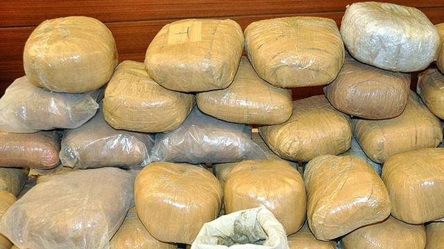 Mersin'de dev operasyon! 220 kilogram kokain ele geçirildi
