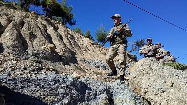 PKK'lı terörist sağ olarak ele geçirildi