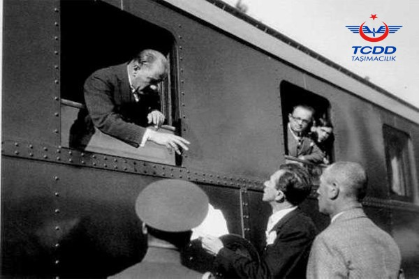 Atatürk'ün 1927'de kurduğu TCDD de özelleştiriliyor
