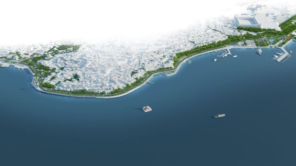 İstanbul'da Salacak sahili için oylamaya sunulan 3 proje