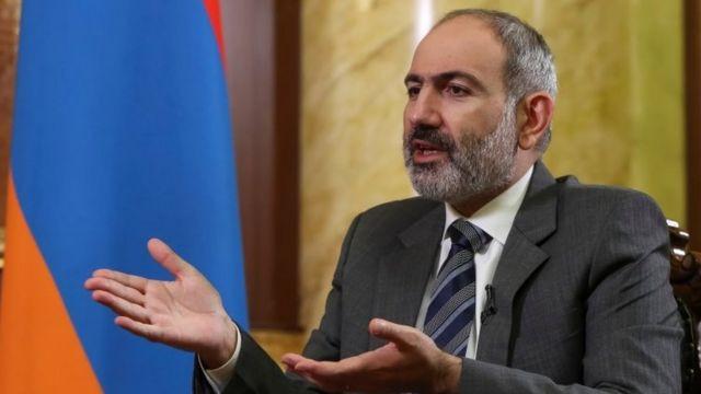 Paşinyan ''savaş'' dedi, bakanı pazarlık masasına oturdu