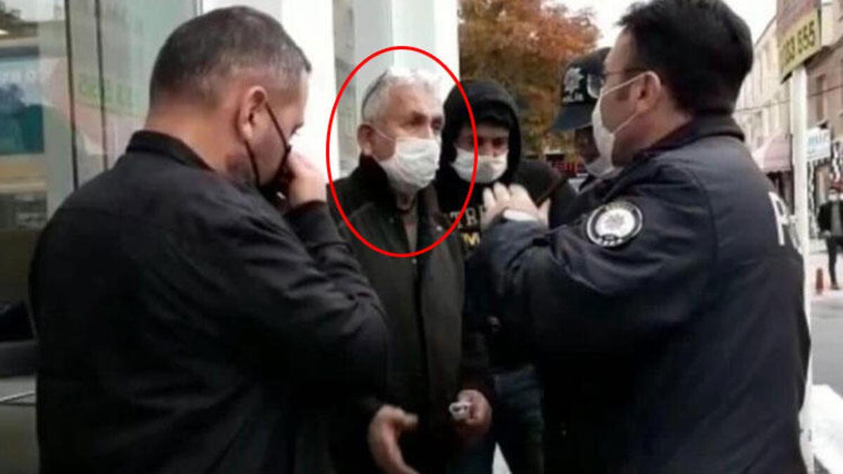 Dolandırıcıların hesabına para yatırırken polis durdurdu