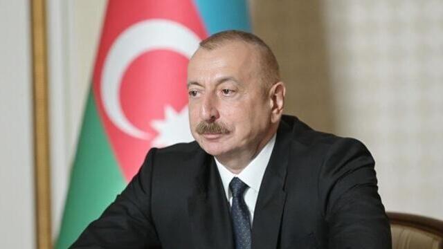Aliyev duyurdu! İran sınırı tamamen Azerbaycan'ın kontrolüne geçti