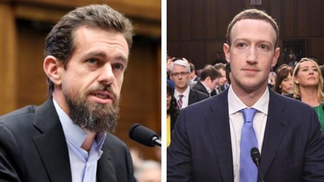 Facebook ve Twitter'ın kurucuları ifadeye çağrıldı