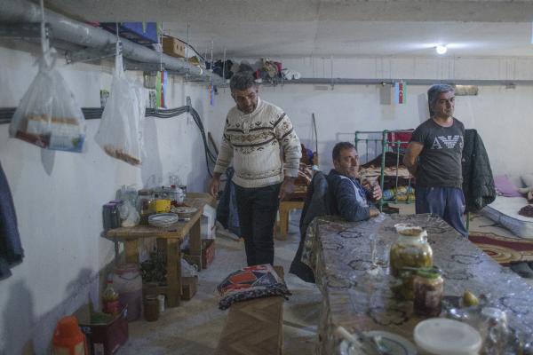 Terter'de halk günlerdir yaşam mücadelesi veriyor