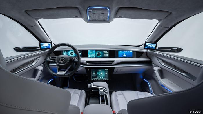 Yerli otomobil TOGG'un menzili kaç km olacak? Bataryadan yeni detaylar