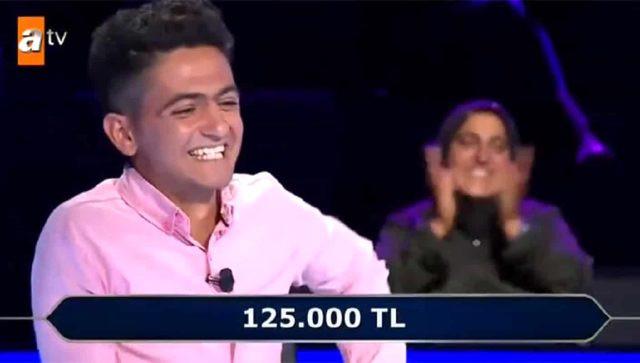 Yarışmada 125 bin TL kazanan Hikmet, sözünü yerine getirdi