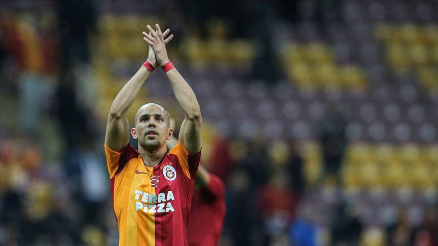 Galatasaray'da Feghouli'yle ipler kopuyor!