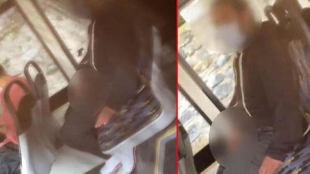İETT otobüsündeki iğrenç olayla ilgili yeni gelişme! O sapık yakalandı