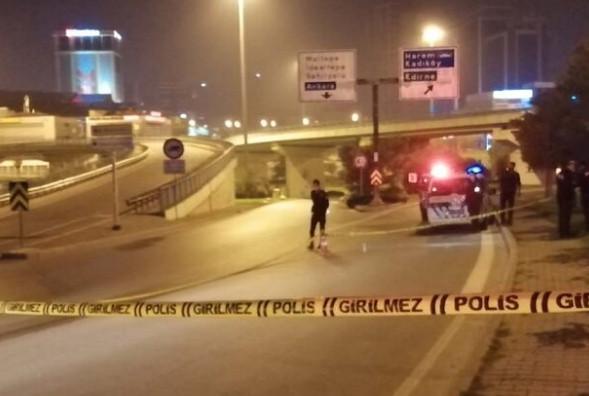 İstanbul'da korkunç olay! Kurşun yağdı!