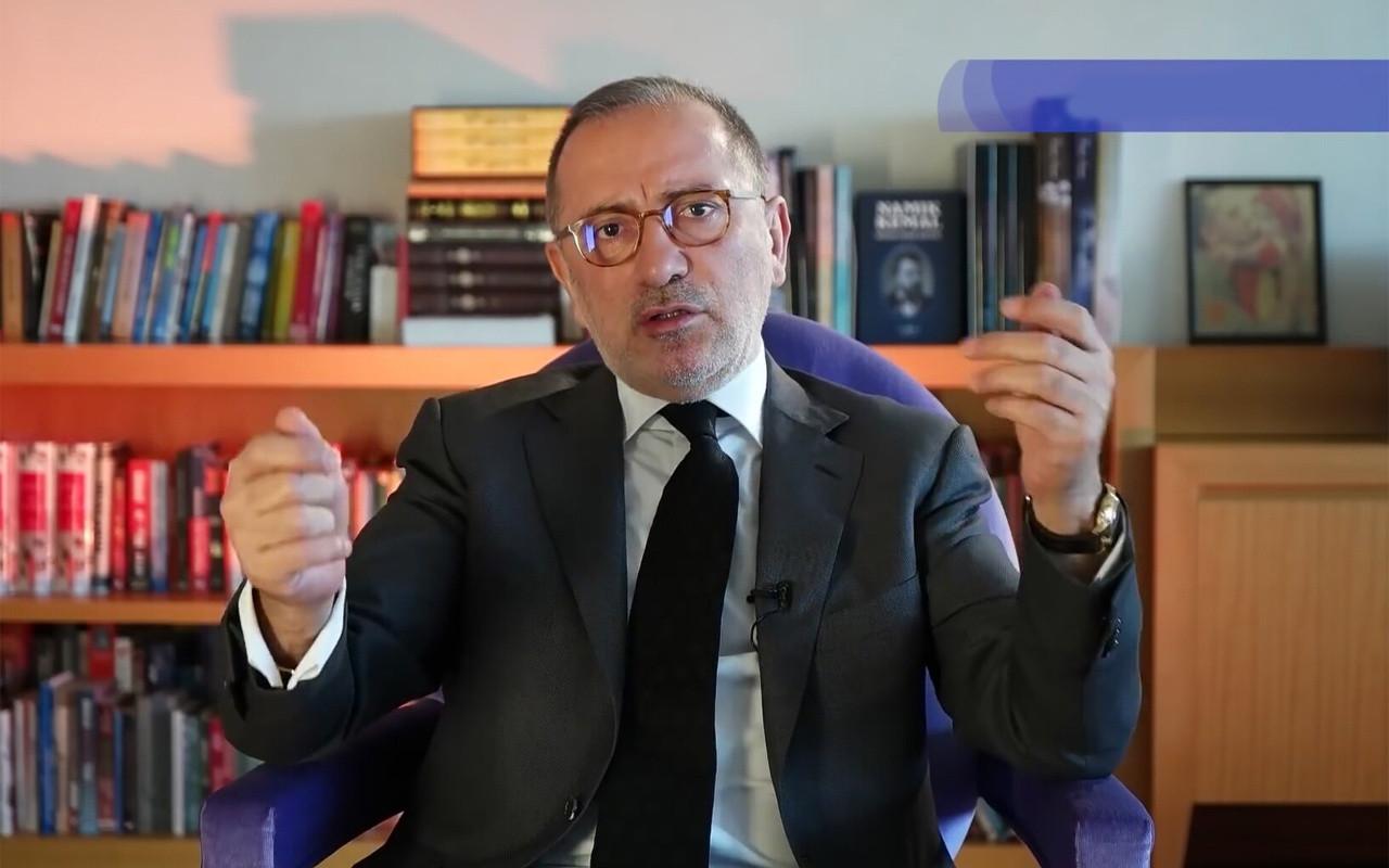 Fatih Altaylı'dan Erdoğan'ın boykot çağrısına Emine Erdoğan imalı yanıt