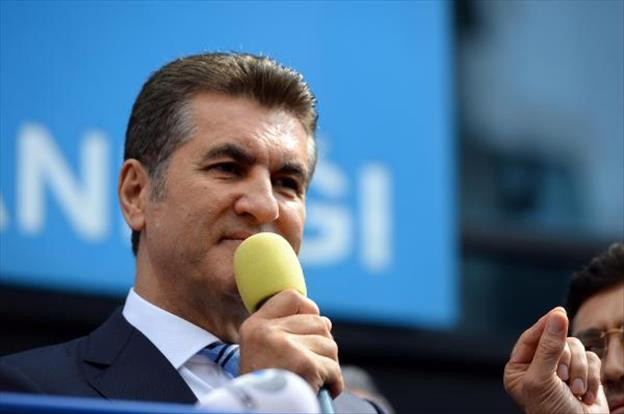 Mustafa Sarıgül DSP defterini kapattı