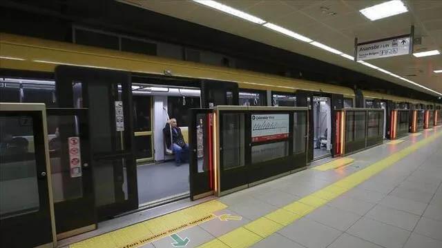 Mecidiyeköy-Mahmutbey metrosu açılıyor! İlk 10 gün ücretsiz olacak